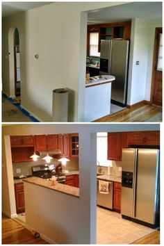 Open Kitchen Design  BPKELCO~Boston area