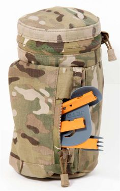 Granite Tactical Gear Jetboil Pouch Unlike all the other douche bags posting this, this one will actually take you to the item. Backpacking Gear, Camping Survival, Outdoor Survival, Survival Prepping, Survival Gear, Camping Gear, Outdoor Gear, Camping Stove, Tactical Equipment
