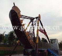 592bb09ede49 9 Best Theme park family games swing pirate ship viking boats ride ...