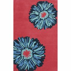Nuloom handmade contemporary floral rug