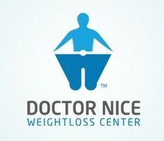Doctor Nice- weightloss-Center-logo-design