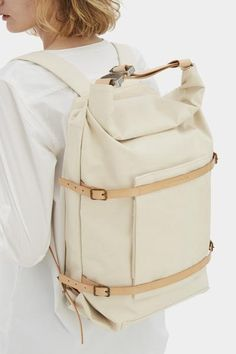 Sale: up to 40% off | U-tility Backpack Off White