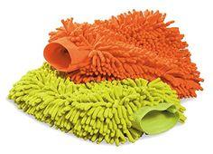 Xseries Auto™ Car Wash Mitt-Premium Double Stitched Chenille Microfiber Mitten, Perfect Cleaning Cloth - Car, Wood, Mirrors, Furniture & Glass. Best Car Wash Mitt- Window Cleaning & Auto Detailing-Orange Xseries Auto http://www.amazon.com/dp/B00S9J0RH0/ref=cm_sw_r_pi_dp_EndWvb1B7D7NK