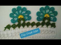 Viking Tattoo Design, Viking Tattoos, Crochet Flower Tutorial, Crochet Flowers, Crochet Trim, Easy Crochet, Crochet Handles, Saree Kuchu Designs, Beautiful Henna Designs
