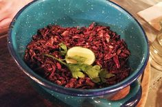 chapulines - fried grasshoppers from Mexico