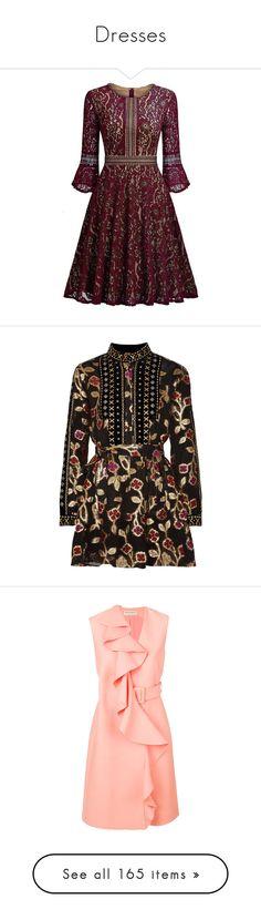 """Dresses"" by katya-ukraine on Polyvore featuring dresses, yellow, yellow two piece dress, boutique moschino dress, two piece dresses, boutique moschino, slip dress, vintage lace dress, a line dress и a line shape dress"