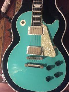 Gibson Custom & Historic H1221 Catalina 1996 Sea Foam Green | Reverb