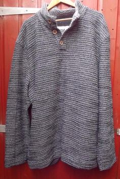 """Mens #weird fish #pullover size 5xl pit to pit 30"""" plus size/big & tall #ref:a3,  View more on the LINK: http://www.zeppy.io/product/gb/2/112162445305/"""