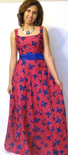 african prints dresses - Google Search