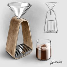 Some personal concepts I have sketched and illustrated during this year. Cafetiere Design, Coffee Machine, Coffee Maker, Bed Cover Design, Coffee Stands, Industrial Design Sketch, Sketch Design, Designs To Draw, Cool Drawings