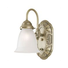 Found it at Wayfair - 1 Light Wall Sconce