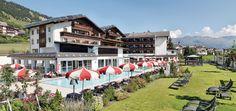 Hotel Fiss mit Hallenbad, Freibad, Wellness, Sauna, Spa