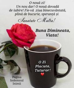 Biblical Verses, Good Morning, Mugs, Tableware, Quotes, Scripture Verses, Buen Dia, Quotations, Dinnerware