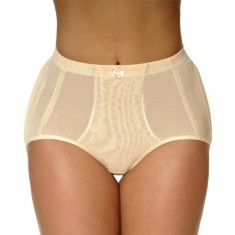 LoveFifi Men's Transformation Gaff, Large, Nude Stretch spandex mesh Redistributes and re-invents your lower body Cotton-lined crotch tapered pads (removable) High Waisted Knickers, Hip Pads, Bra Lingerie, Crossdressers, Looking For Women, Fashion Brands, Latest Trends, Gym Shorts Womens, Feminine