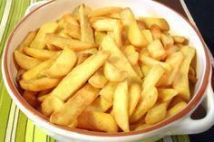 frites croustillantes weight watchers recette weight watchers - The world's most private search engine Plats Weight Watchers, Weight Watchers Points, Weight Watchers Chicken, Ww Recipes, Healthy Recipes, Weigth Watchers, 100 Calories, Vegetable Side Dishes, Easy Cooking