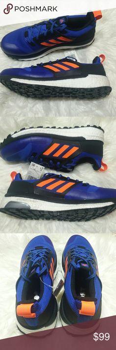 more photos ecc0c 9496b New Adidas Supernova Trail Blue Running Sneakers Adidas Supernova Trail  running sneakers ◾new with box · Scarpe Da Ginnastica ...
