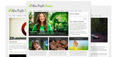 Wordpress Non-Profit Theme by Organic Themes | Build a professional non-profit website with the power of Wordpress.