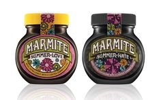 Unilever introduces limited edition 'Summer of Love' (and hate) Marmite jars Love Jar, Limited Edition Packaging, Glitter Jelly, Marmite, Cooking Ingredients, Food Packaging, Packaging Ideas, Make It Work, Packaging Design Inspiration