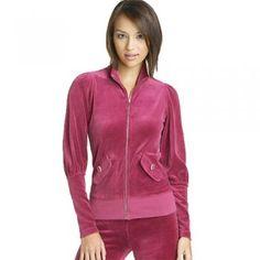 Juicy track suit tea pink