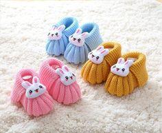 Crochet booties baby girl first walker botinha toddler boys calcados sapatos infantil menina baby
