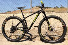Test Ride Review: Trek Stache 9 29+ | Singletracks Mountain Bike News