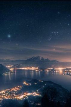 Lake Lucerne in Switzerland by talented photographer David Kaplan. (http://www.flickr.com/photos/dmkdmkdmk/5599861598/)