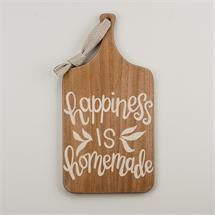 Winston Porter Happiness Is Homemade Bread Board Wall Décor Wooden Spoon Crafts, Wood Crafts, Diy Projects To Try, Wood Projects, Router Projects, Craft Projects, Bread Board, Wood Creations, Cool Walls