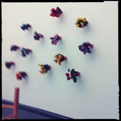 Flower Pots by Hans-Peter Feldmann, Serpentine Gallery