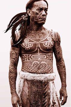 tattoo face Nars