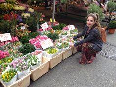 Enchanted flower market, Bloemenmarkt