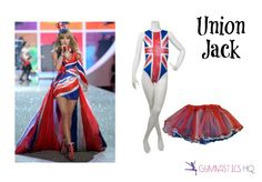 Be Taylor Swift for Halloween-- or one of the other 18 Halloween costume ideas using gymnastics leotards Taylor Swift Costume, Queen Of Everything, Cool Halloween Costumes, Gymnastics Leotards, Union Jack, Costume Ideas, 18th, Kids, Young Children