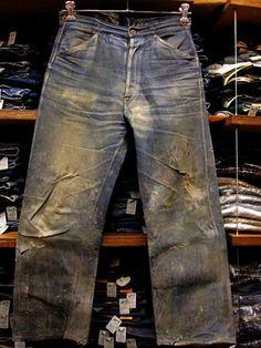 Vintage Jeans, Vintage Outfits, Denim And Co, Edwin Jeans, Design Industrial, Japanese Denim, Vintage Soul, Raw Denim, Levis 501