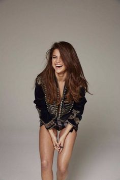 Selena Gomez for Marie Claire magazine