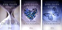 Saga Una noche, Jodi Ellen Malpas