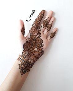 Easy Mehndi Designs, Henna Hand Designs, Dulhan Mehndi Designs, Latest Mehndi Designs, Mehendi, Bridal Mehndi Designs, Mehandi Designs, Mehndi Designs Finger, Mehndi Designs Front Hand
