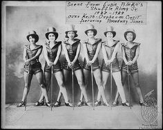 1920s First show to bring jazz dancing to Broadway