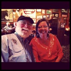 Alan & Tricia Graham - Founders!