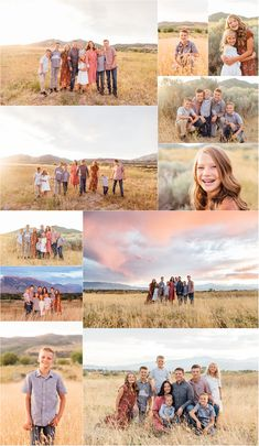 Large Family Portraits, Extended Family Photography, Family Portrait Outfits, Large Family Poses, Family Portrait Poses, Family Picture Poses, Family Posing, Large Family Photo Shoot Ideas Group Poses, Large Group Photos