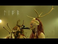 Heilung | LIFA - Krigsgaldr LIVE - YouTube
