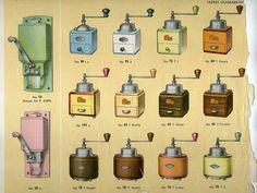 B.O. Garantie Coffee Grinders Coffee Grinders, Vintage Coffee, Rare Antique, Antiques, Ebay, Plum Tree, Antiquities, Antique, Vintage Cafe