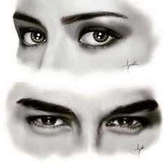 Burak Ozcivit, Black Love, Kara, Actors & Actresses, Eyes, Drawings, Artwork, Beauty, Tv