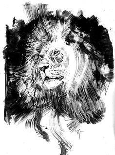Cecil by Bill Sienkiewiwcz *