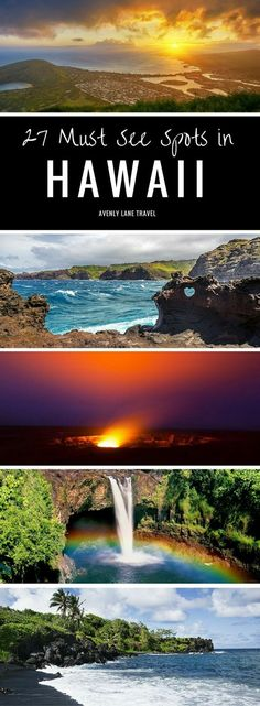 Amazing Places To Visit In Hawaii Kauai Hawaii Hawaii And - 12 things to see and do in kauai