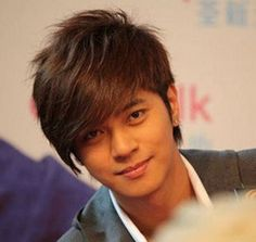 Long Korean Hairstyles Men
