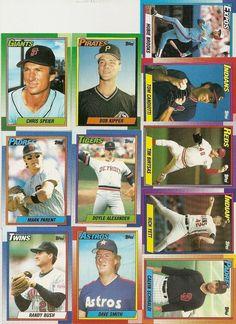 14 Best 1990 Topps Baseball Cards Images In 2019 Baseball Cards