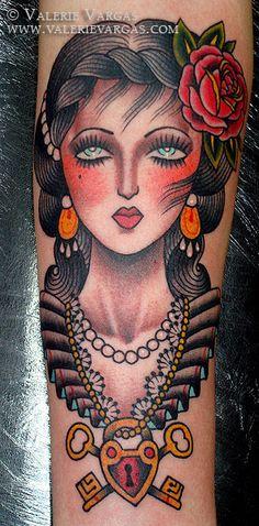 valerie vargas #tattoo