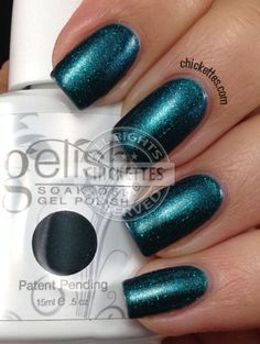 Gelish Nails how to