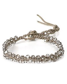 Chan Lu, love the line of bracelets, especially this one.