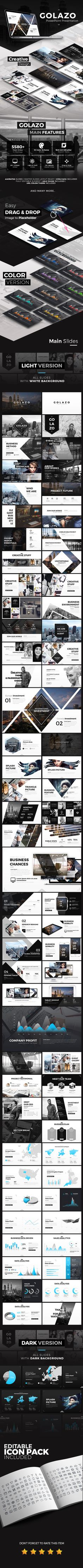 Golazo PowerPoint Presentation - Business PowerPoint Templates Download here: https://graphicriver.net/item/golazo-powerpoint-presentation/17844625?ref=classicdesignp