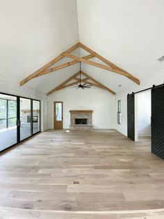 American Houses, Bedroom House Plans, Exposed Beams, Roof Plan, Southern Style, Great Rooms, Future House, Architecture Design, New Homes